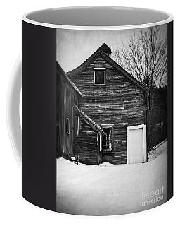 Haunted Old House Coffee Mug