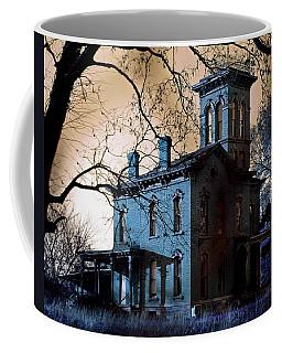 Haunted Sauer Castle Coffee Mug by Christopher McKenzie