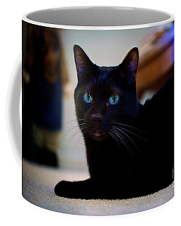 Havana Brown Cat Coffee Mug