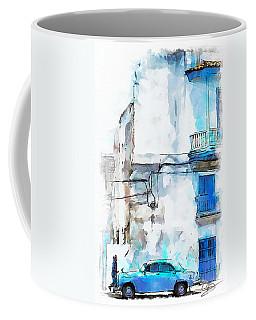 Havana Street Coffee Mug