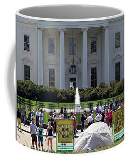 Coffee Mug featuring the photograph Have A Nice Doomsday by Ed Weidman