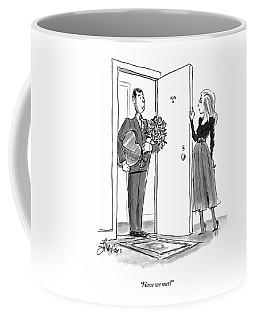 Have We Met? Coffee Mug