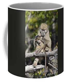 Coffee Mug featuring the photograph Have You Cleaned Behind Your Ears by Liz Leyden