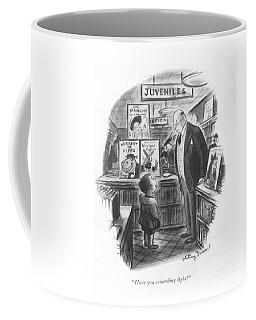Have You Something Light? Coffee Mug