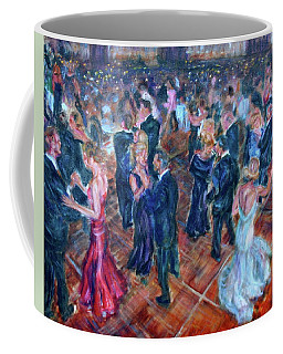 Having A Ball - Dancers Coffee Mug