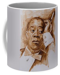 Having A Break Coffee Mug by Laur Iduc