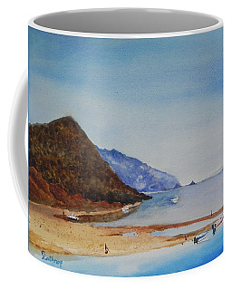 Hawaii Coffee Mug by Christine Lathrop