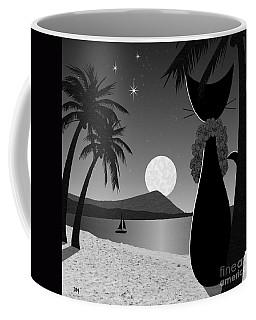 Coffee Mug featuring the digital art Hawaii by Donna Mibus