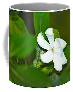 Hawaiian Gardenia Coffee Mug