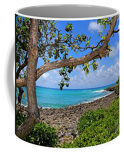 Coffee Mug featuring the photograph Hawaiian Paradise by Kristine Merc
