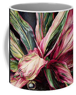 Hawaiian Prayer Coffee Mug by Lynda Hoffman-Snodgrass