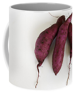 Hawaiian Purple Sweet Potatos Coffee Mug by Denise Bird