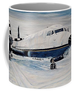 Hawker - Waiting Out The Storm Coffee Mug