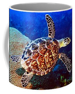 Hawksbill Coffee Mug by Jean Noren