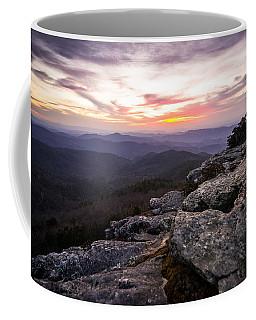 Hawksbill Sunrise Coffee Mug