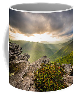 Hawksbill Views Coffee Mug