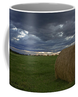 Hay Bail Coffee Mug