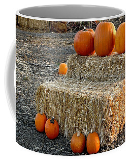 Hay Steps Coffee Mug