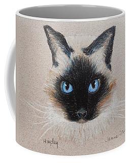 Hayley Coffee Mug by Jamie Frier