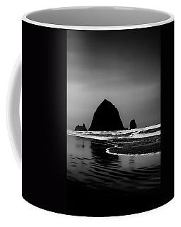 Haystack Rock On Cannon Beach Coffee Mug