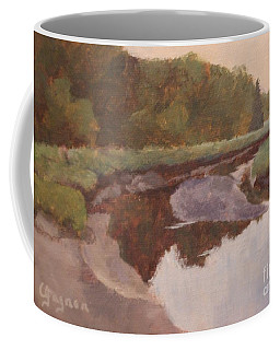 Hazy Day Coffee Mug