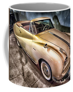 Coffee Mug featuring the photograph Hdr Classic Car by Paul Fearn