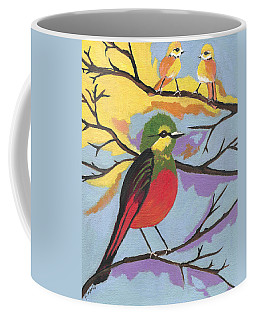 He Aint That Tweet - Bird Art Coffee Mug