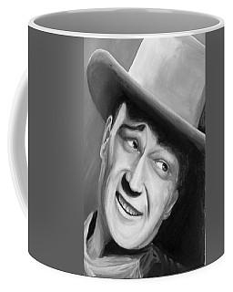 He Played A Cowboy Coffee Mug