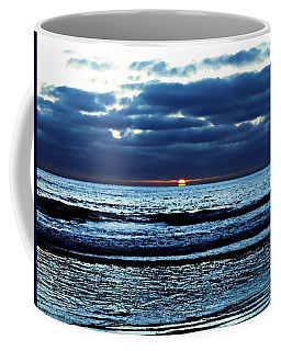 He Shall Be Great To The Ends Of The Earth Coffee Mug by Sharon Soberon