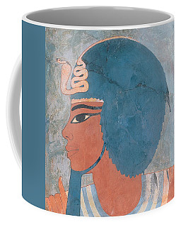 Head Of Amenophis IIi From The Tomb Of Onsou, 18th Dynasty Coffee Mug