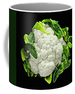 Head Of Cauliflower Coffee Mug