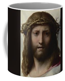 Head Of Christ Coffee Mug
