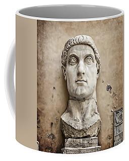 Head Of Constantine Coffee Mug