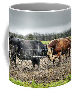 Head To Head Coffee Mug