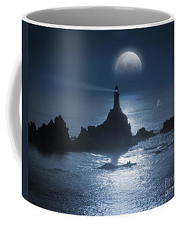 Heading For The Light Coffee Mug
