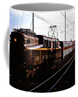 Coffee Mug featuring the photograph Heading Home by Ira Shander