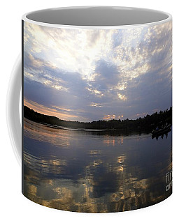 Heading Home On Lake Roosevelt In Outing Minnesota Coffee Mug