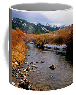 Headwaters Of The River Of No Return Coffee Mug