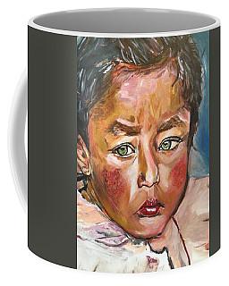 Heal The World Coffee Mug