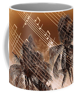 Coffee Mug featuring the photograph Hear The Music by Athala Carole Bruckner
