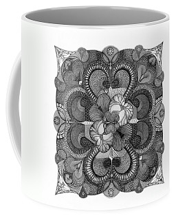 Heart To Heart Coffee Mug