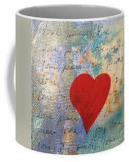 Heart #9 Coffee Mug