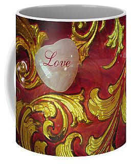 Put A Little Love In Your Heart - Romantic Images - Photography Coffee Mug