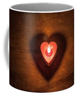 Heart Light Coffee Mug