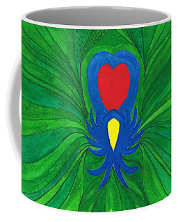 Heart Of Love.mexico Coffee Mug
