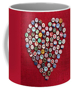 Heart Pop Coffee Mug
