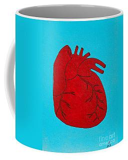 Heart Red Coffee Mug
