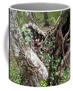 Heart-shaped Tree Coffee Mug
