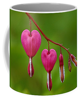 Heart String Coffee Mug