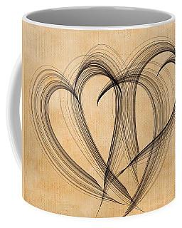Hearts Of Plenty Coffee Mug